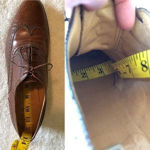 Gucci Shoes - Vintage Gucci Oxford Wingtip Loafers 44D- US 10 A+